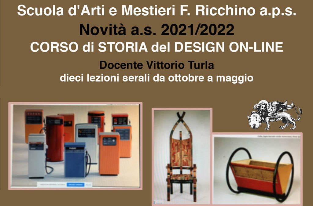 Corso di Storia del Design ON-LINE